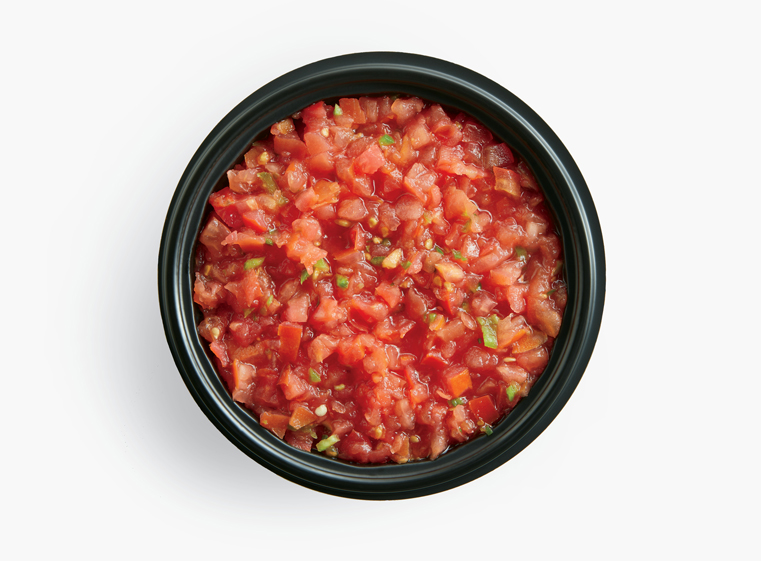 Side ramekin of House salsa