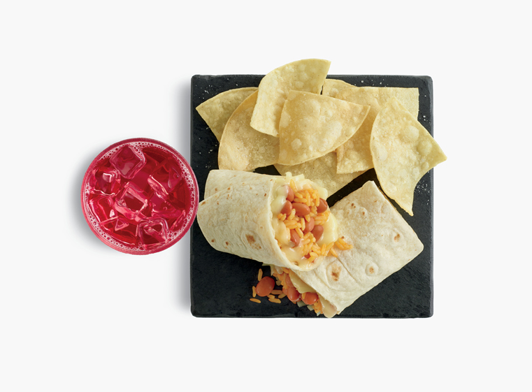 Original BRC Burrito Kids Meal
