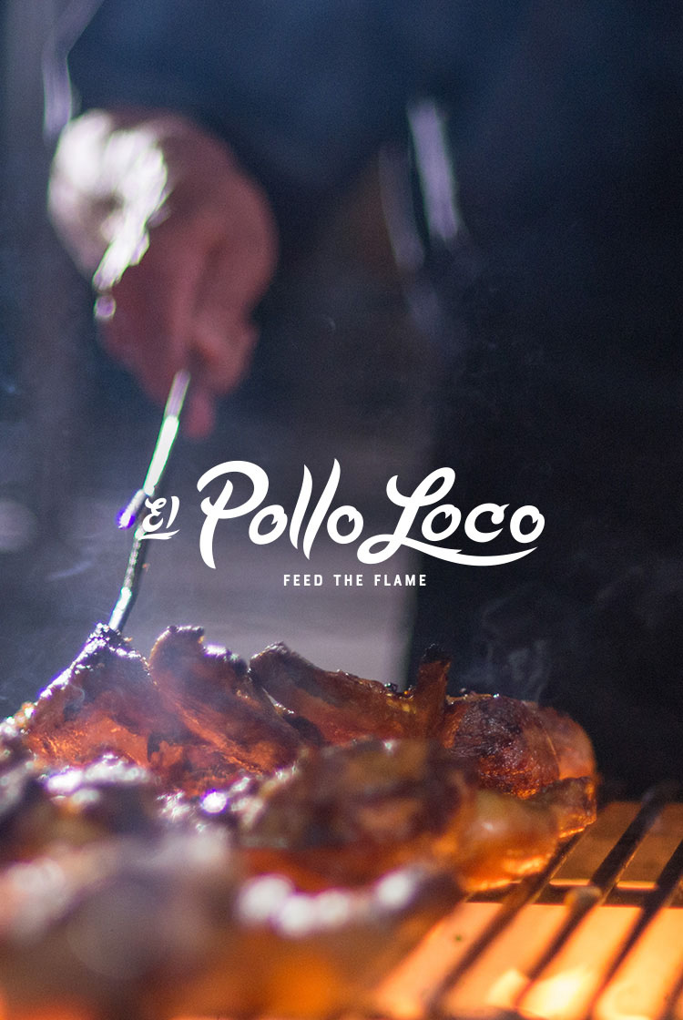 Intro El Pollo Loco Video - Feed the Flame