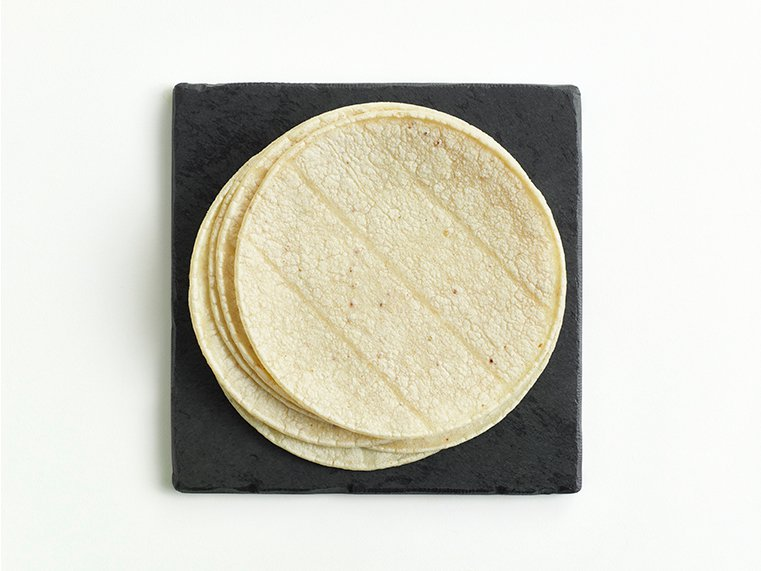"Sides, Drinks & Extras - 6"" Corn Tortillas"